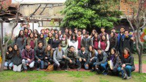 Estudiantes de diversas comunas de la Región de Valparaíso participaron del Día Abierto 2018 en el IMA PUCV