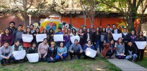 35 profesores en formación realizan práctica comunitaria 2018 en la provincia de Chiloé