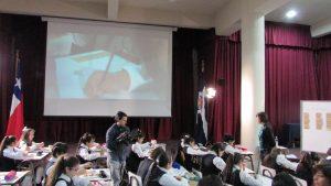 V Jornada Nacional de Estudio de Clases reunió a profesores de todo el país en la PUCV