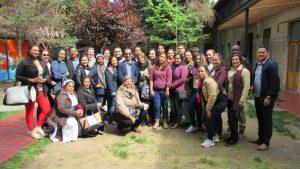 Estudiantes del Magíster en Educación de la Universidad Tecnológica de Bolívar visitan IMA PUCV para conocer el programa de Doctorado en Didáctica de la Matemática