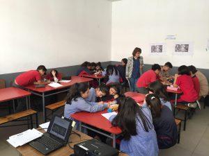 Profesores IMA PUCV dictan charlas de difusión científica en colegios durante el presente año