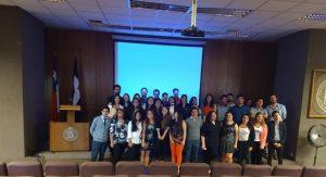 """En sala Quinto Centenario, estudiantes IMA PUCV realizan """"Presentación de la Práctica Comunitaria 2018"""""""