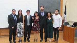 """Estudiantes de Pedagogía en Matemáticas llevan a cabo presentación de """"Trabajos de Titulación"""""""