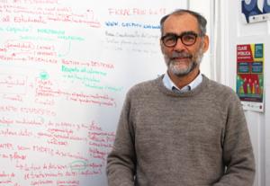 Profesor Raimundo Olfos es elegido como presidente de la SOCHIEM por el periodo 2019-2020
