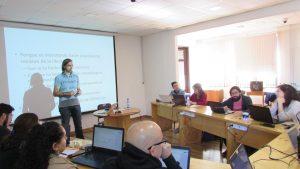 Dr. Miguel Ribeiro realiza segundo módulo de estadía en el IMA PUCV en el marco del MEC del PCI CONICYT