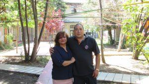 """Distinguen en """"Ceremonia por Años de Servicio del Personal de Administración y Servicios 2018 PUCV"""" a Marisol Muñoz y a Christian Marín."""