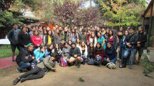 La comunidad IMA PUCV da la bienvenida a 96 nuevos estudiantes en la tradicional Recepción de Novatos IMA