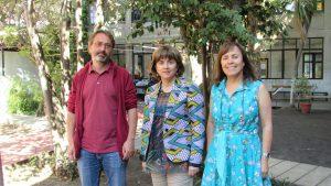 Instituto de Matemáticas PUCV inició periodo académico 2019 con nueva dirección