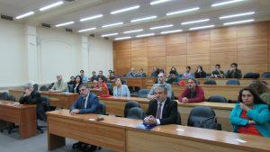 IMA PUCV realiza ceremonia de inauguración del año académico 2019 en el marco de la conmemoración de sus 50 años