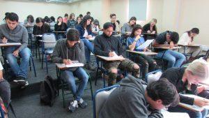 Establecimientos escolares de la Región de Valparaíso compiten en Campeonato Escolar de Matemática 2019