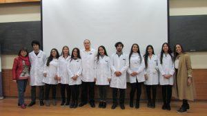 """Instituto de Matemáticas celebra """"Ceremonia de Investidura de Piochas 2019"""""""