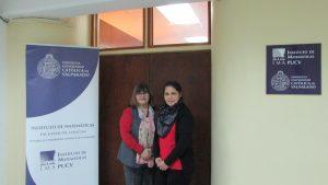 Oficina de Servicios Docentes del IMA se traslada al eje Brasil de la PUCV buscando proximidad con profesores de Servicio y sus estudiantes