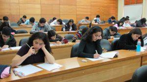 Estudiantes de establecimientos escolares de la región participaron en Olimpiada Nacional de Matemática 2019 en sede IMA PUCV