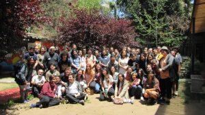 """Comunidad IMA realiza """"Primer Cabildo Interno IMA: Dialogando sobre los Derechos Humanos y del Niño""""."""