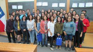 En el IMA PUCV se realiza Jornada Regional de la Sociedad Chilena de Educación Matemática (SOCHIEM)