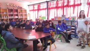 Académicos IMA PUCV dictan charlas de divulgación científica en establecimientos escolares de la Región de Valparaíso durante el presente año
