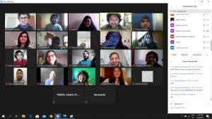 Equipo de estudiantes de Licenciatura IMA organizan actividades online de difusión del quehacer matemático IMA PUCV