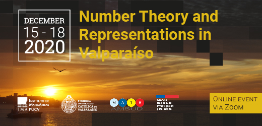 Number Theory and Representations