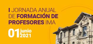 I jornada anual de formación inicial de profesores en IMA