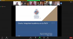Comité de Ética del Doctorado en Didáctica de la Matemática PUCV organiza seminario enfocado en el tema de la integridad en investigación